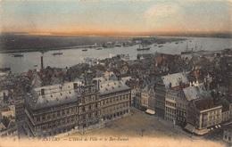 Anvers Antwerpen  L'hotel De Ville Et  Le Bas Escaut         I 346 - Antwerpen