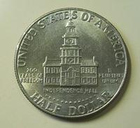 USA 1/2 Dollar 1976 - Federal Issues