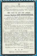 Bp    Van Gunderbeeck   Weerde - Devotion Images
