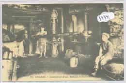 CPM ( Reproduction)  - 34341  - Métiers - 06 - Grasse - Intérieur Moulin à Huile - Cartes Postales