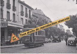 Motrice 1900 Des Tramways, à Perpignan (66) - - Tramways
