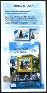 BRAZIL 2017 -  Our Lady Of Aparecida  -  300 Years Of Faith And Devotion  - Edict Nr. 08-2017 - Brazil