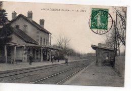 Andrézieux : La Gare - Andrézieux-Bouthéon