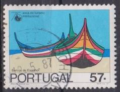 Portogallo, 1987 - 57e Boats - Nr.1697 Usato° - 1910-... République