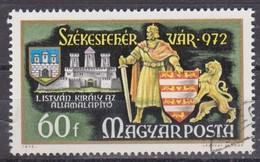 Ungheria, 1972 - 60f St. Stephen - Nr.2157 Usato° - Gebraucht