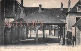 (02) OULCHY LE CHATEAU - La Halle - 1917 - Otros Municipios