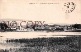 (62) Camiers - Le Lac Et Panorama De Camiers - 1915 - Francia