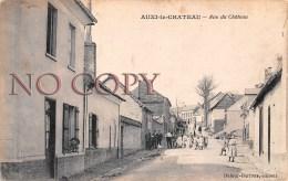 (62) Auxi Le Château - Rue Du Château - Auxi Le Chateau