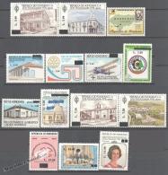 Honduras 2001 Yvert A 1044-57, Definitive. Air Mail With Over Print - Air Mail - MNH - Honduras