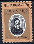 HUNGARY 1992 Komensky Quatercentenary  With Specimen / Muster Cancellation MNH / **.  Michel 4188 - Hungary