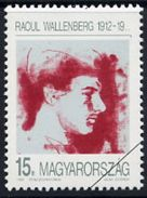 HUNGARY 1992 Wallenberg  With Specimen / Muster Cancellation MNH / **.  Michel 4206 - Hungary