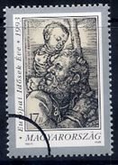 HUNGARY 1993 Year Of The Elderly With Specimen / Muster Cancellation MNH / **.  Michel 4244 - Hungary