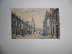 Staden     :  Marktplaats En Yperstraat - Staden