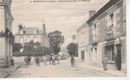 La Membrolle-Avenue De La Gare De Mettray. - Sonstige Gemeinden