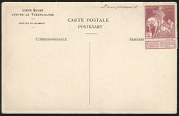 Postcard / ROYALTY / Belgium / Belgique / België / Reine Elisabeth / Koningin Elisabeth / 1910 / Postzegel Expo Brussel - 1910-1911 Caritas