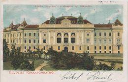 Greetings From Rimaszombat - Gömör-Kishont County's New Headquarter :) - Slovakia