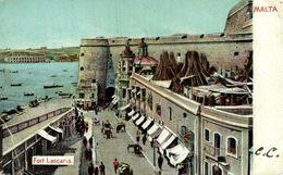 MALTA - Fort Lascaris - - Malta