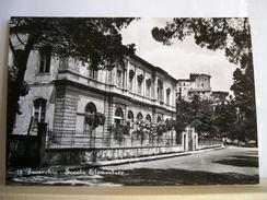 Firenze - Fucecchio - Scuola Elementare - Scuole - Neg. P. Caponi  - Vera Foto - 2 Scans. - Firenze (Florence)