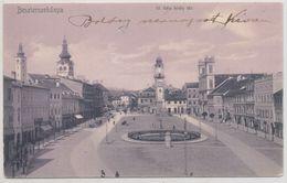 Besztercebanya - IV. King Bela Square :) - Slovakia