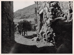 Grande Photographie Circa 1950 - Scène De Foin / Fenaison Au Pays Basque - 24 X 18 Cm - Luoghi