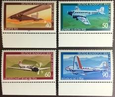 Germany Berlin 1979 Aircraft MNH - Nuevos