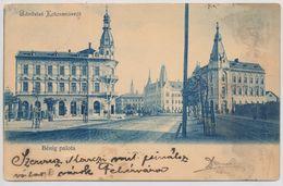 Greetings From Kolozsvar - Palace Bénig :) - Roemenië