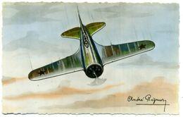 RATA - Monoplace De Chasse à Mitrailleuses - 1939-1945: 2ème Guerre