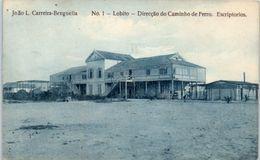 AFRIQUE -- ANGOLA -- JOÄO L. CARREIRA BENGUELLA - N° 1 - Angola