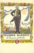 57-METZ- MAURICE BARRES - L'ECRIVAIN PATRIOTE- ( LES EGLISES DE FRANCE ) - Metz