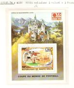 REPUBLIQUE DE GUINEA ECUATORIAL FIFA WORLD CUP 1974 GERMANY 1974 - Coppa Del Mondo