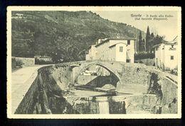 Fiesale - Il Ponte Alla Badia / Postcard Circulated, 2 Scans - Italia