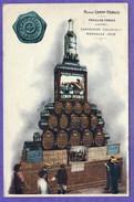LUNEL - PERILLIER FRERES - ABSINTHE - MAISON GEMPP PERNOD -  EXPOSITION COLONIALE MARSEILLE 1906 - Lunel