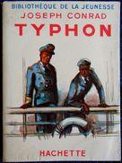Joseph Conrad - TYPHON - Bibliothèque De La Jeunesse - ( 1947 ) . - Bücher, Zeitschriften, Comics