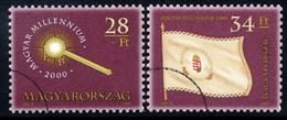 HUNGARY 2000 Millennium II With Specimen / Muster Cancellation MNH / **.  Michel 4579 I - 80 - Hungary