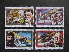 Comores: TB Serie N° 229 Au N°232, Neufs XX. - Comores (1975-...)