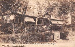 62-LE TOUQUET PARIS PLAGE- EN FORÊT - LES BENGALOS - Le Touquet