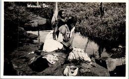 AFRIQUE -- AFRIQUE Du SUD - Washing Day - Südafrika