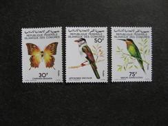 Comores: TB Série N° 253 Au N°255, Neufs XX. - Comores (1975-...)
