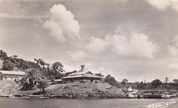 AFRIQUE. BANGUI. TRES RARE. CASE COLONGO . ANNÉE 1950. (AEF FORT ARCHAMBAULT) - Zentralafrik. Republik