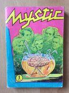 MYSTIC RECUEIL 113 (N° 18 / 19)  - EDITIONS ARTIMA - 1960 - BON ETAT - Petit Format