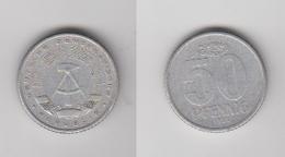 50 PFENNIG 1958 - [ 6] 1949-1990 : GDR - German Dem. Rep.