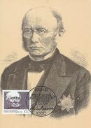 Germany -  Death Centenary Of Ludwig Windthorst  (Politician)  Maximumcard.  # 07146 - People
