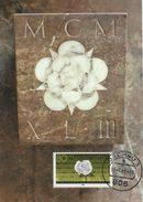 Gernany - Percecution And Resistance. Postmark:Dachau.   Maximumcard.  # 07150 - Postcards