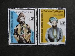 Comores:  TB Paire N° 326 Et N°327, Neufs XX. GT. - Comores (1975-...)