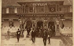 CEYLON ROYAL VISITORS LEAVING CEYLON - Sri Lanka (Ceilán)