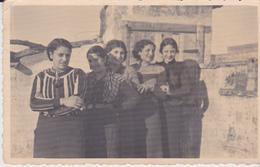 FOTO RAGAZZE 1940 CM 8X13 - Persone Anonimi