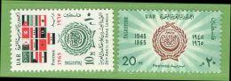 MiNr.158-159  Xx Palästina UAR - Palestine