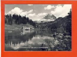 Lago Di MISURINA - Tre Cime Di Lavaredo - Italy