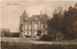 Libin - Château De Buchay - écrite 1928 - Photo Duchêne - Libin