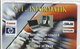 Reunion -  XTS Telecom - S.I. Informatik - Reunion